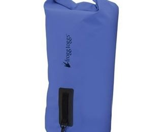 Frogg Toggs PVC Tarp Waterprf Dry Bag /Cooler Insert L Blue