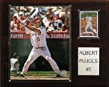 MLB 12 x 15 in. Albert Pujols Los Angeles Angels Player Plaque