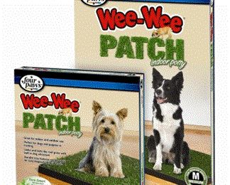 Dog Supplies Wee Wee Patch Small 20X20