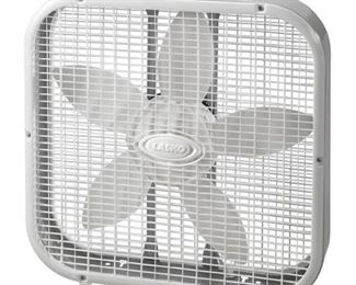 Lasko Fans 20 in. 3-Speed Box Fan 3733