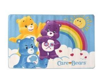 Care Bears Rug, 3'4  x 4'8