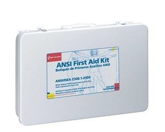 First Aid Only 36 Unit ANSI First Aid Kit - 215 Pieces