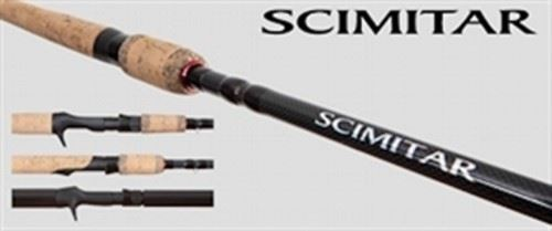 Shimano Inc. Scimitar 6'/med Light Sms60mlb Spinning Rod Fuji Alu. Oxide Guide
