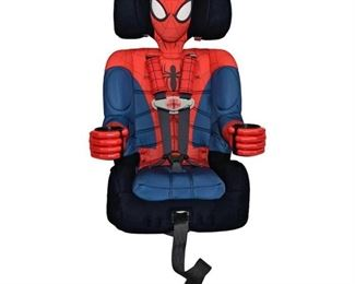 KidsEmbrace Friendship Combination Booster Car Seat, Ultimate Spider-Man