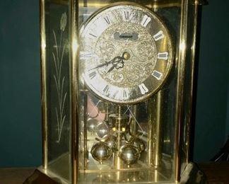 Condor Anniversary Clock