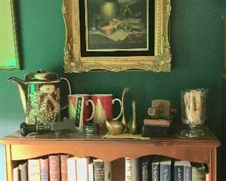 Accessories, Decor, Books, Art