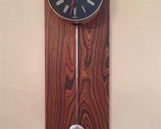 Herman Miller Modern Wall Clock
