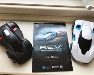 R.E.V. Robotic Enhanced Vehicles