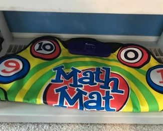 MATH MAT - Learning Challenge Game Addition & Subtraction