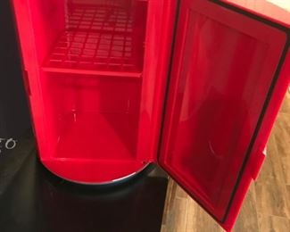 Coca-Cola Can-Shaped 12 can Fridge