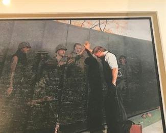 US Postal Service Honors Vietnam Veterans