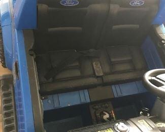 Power Wheels Ford Raptor