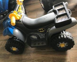 Fisher Price Batman 4-Wheeler