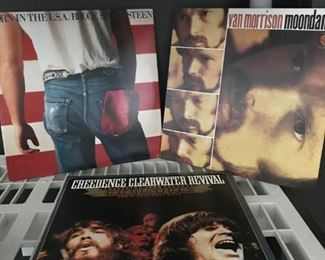 Born in USA - Morrison and CCR