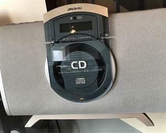 AudioVox Vertical CD System -CD3302