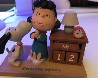 Peanuts Perpetual Calendar - Hallmark