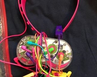 Circuit Beats - Kids can create electrical circuits that create buttons to make noises and sounds