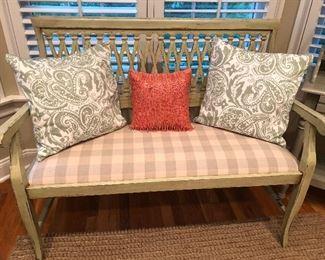 Domain Furniture Upholstered Bench