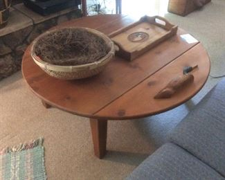 Duck coffee table