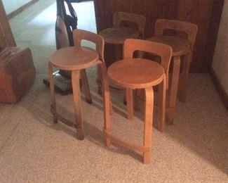 Older unusual stools