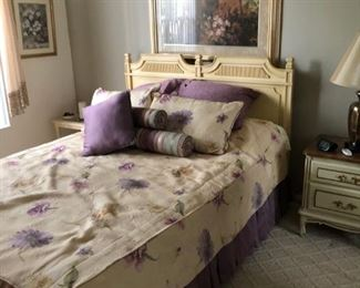 Entire Queen Bedroom Set from smoke free and pet free home.  $700 takes all