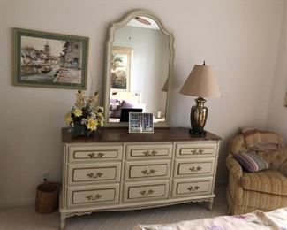 Entire Queen Bedroom set from smoke free and pet free home.   $700 takes all.