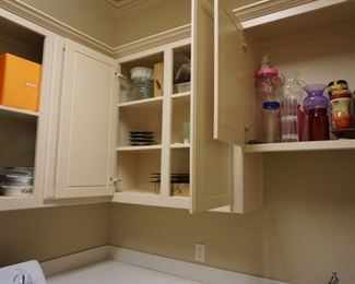 Miscellaneous Mudroom Items.