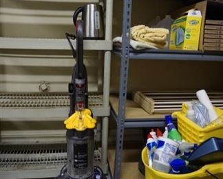 Dyson Vacuum and Cleaning Supplies.