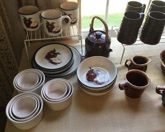 Ceramics and Kitchenware