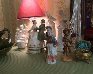 Classical Figurines