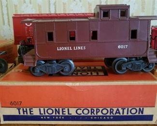 Vintage Lionel Train