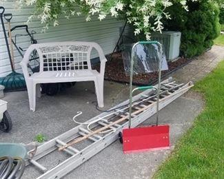 Lawn, garden & tools
