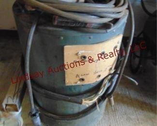 90 Vintage round welder