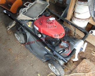 351 Honda self propelled mower