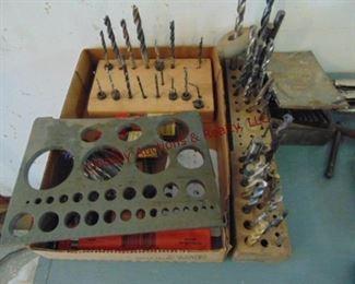 37 drill bits