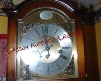 245 Buliva mantle clock