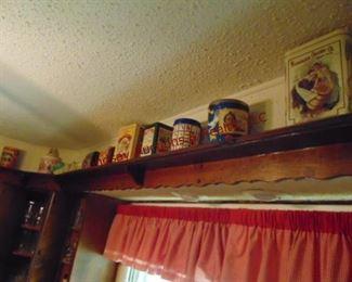 262 collector tins