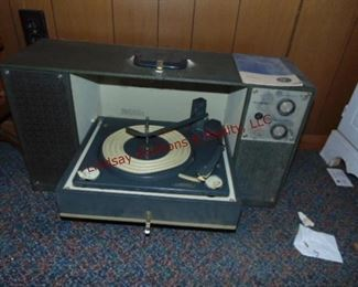 269 Westinghouse Stereophonic record player