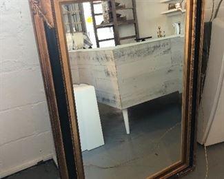 Great vintage mirror.  Was $500.  Asking $100