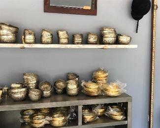 Fun Moroccan bowls.