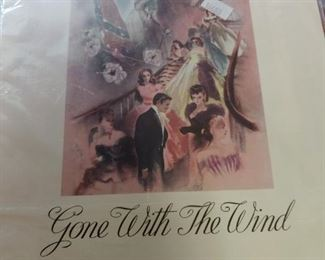 Gone with the Wind program