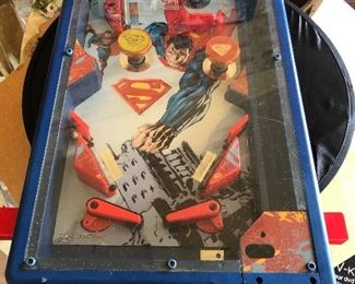 Superman pinball