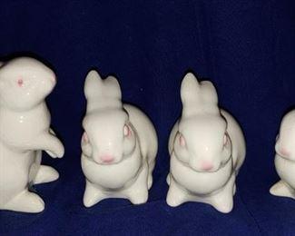 Beautiful Goebel bunnies