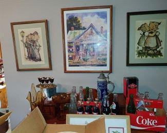 Coca-Cola items