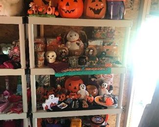 Out of the largest field and you will find tons of Collectibles + seasonal and yes we even put an air conditioner out there for you