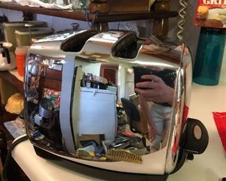 Mid century sunbeam toaster