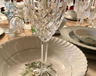 11  Waterford crystal