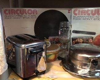 New Circulon cookware
