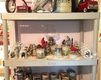 German Steins and more