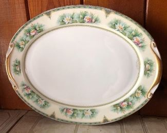 Diana China Germany R.S Tillowitz Cassandra Pattern Platter